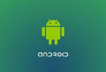 """Przydatny program na """"Android"""": przeglądarki, sieci społecznych, odtwarzacz, aplikacji biurowych, klawiatury"""