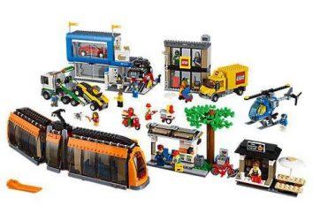 Magasins « Lego » à Moscou, l'adresse et la station de métro