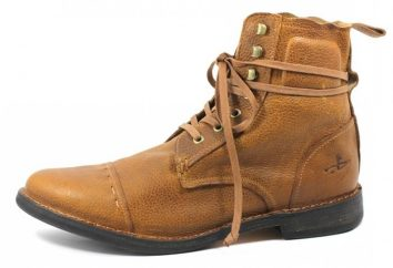 Herrenmode Schuhe im Jahr 2013