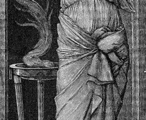 Roman Vestalin – Priesterin dieser Kult der Vesta