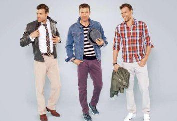 Chinos: quel est-il? De quoi porter chinos pantalon?
