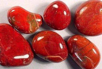 Belle pietre: Jasper, rosso, verde, bianco e nero anche