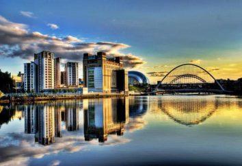Newcastle – Stadt in England und Australien. Beschreibung, Sehenswürdigkeiten, Fotos