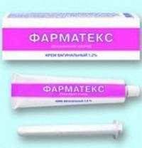 """Lek """"Pharmatex"""" (krem). Instrukcje użycia"""