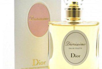 """Spirits """"DIORISSIMO"""": Revisiones. Christian Dior Diorissimo"""