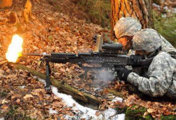 M240 Maschinengewehr: eine Überprüfung