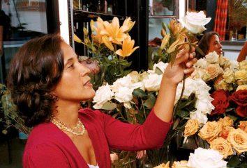 florista trabalho: características e descrição