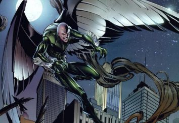 Supervillain Buzzard (Marvel Comics)