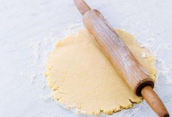 Pâte brisée: une recette classique avec une photo