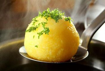 albóndigas de patata – receta de cocina, en especial, opiniones y comentarios