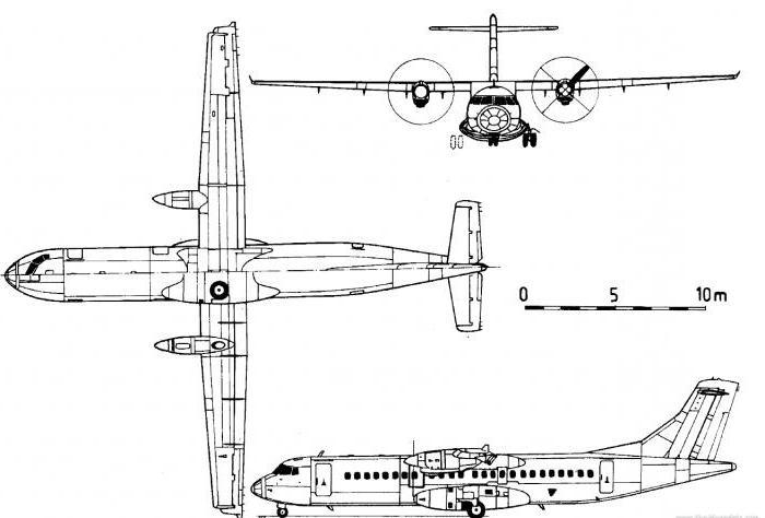 flugzeug atr 72