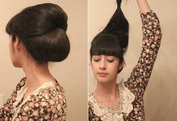 Come rendere il proprio stile di capelli shell
