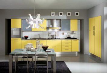 La palette de couleurs de la cuisine – un bon départ pour la journée et une source d'inspiration