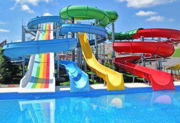 Jak dostać się do parku wodnego na przedmieściach? Zdjęcia i opinie