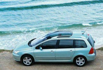 """""""Peugeot 307 SW"""": specyfikacje, opinie"""