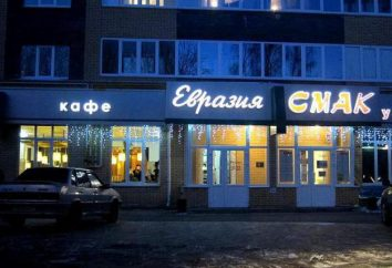 "Cafe ""Eurasie"", menus Cheboksary, commentaires"