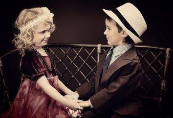 dudes. Tenues Costume pour les garçons et les filles: de bonnes idées, des descriptions et des