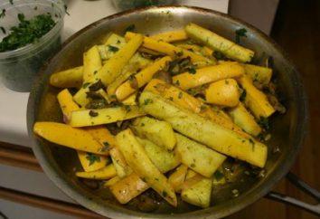 Antipasto piccante di zucchine: ricetta