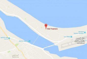 Club Tropicana 3 * (Monastir): descripción del hotel, servicios, opiniones. Vacaciones en Túnez