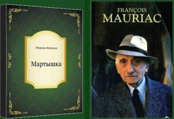 """Fransua Moriak, """"mono"""": una breve contenido del libro"""