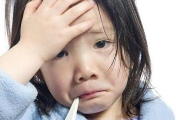 Jak obniżyć wysoką gorączkę u dzieci: wskazówki i triki