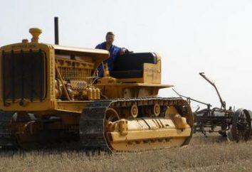 Pierwszy na świecie traktor gąsienicowy