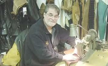 Arbeiten mit Leder – heben sich von der Masse ab