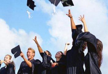 Wesoły nominacja dla absolwentów