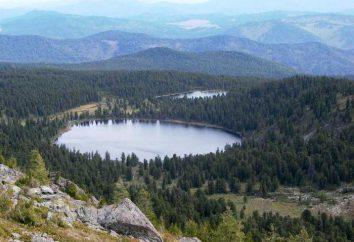 """Lac, combinant le système de """"Five Lakes"""", Omsk Région: description, loisirs, commentaires"""