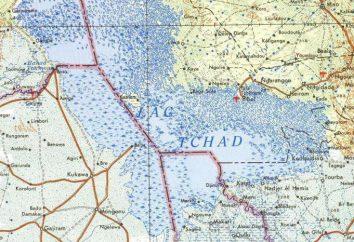 Où se trouve le lac Tchad? brève description