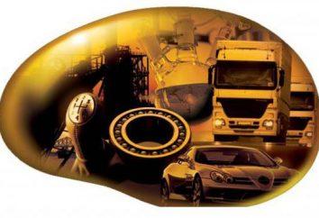 Motorenöle für Kraft Bestockungstriebe