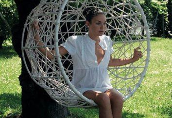 Fauteuil suspension – mobilier confortable et élément de décor