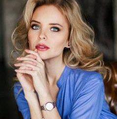 La joven actriz y TV Darin Griboyédov