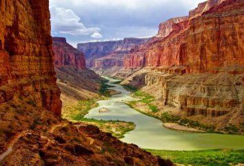 O Grand Canyon, nos Estados Unidos – o maior do planeta