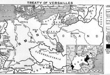 Quais são as implicações do Tratado de Versailles? Termos do Tratado de Versalhes