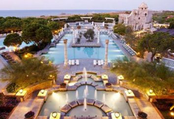 Hotel Xanadu Resort 5 * (Turcja, Belek): opis i opinie