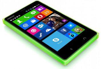 Smartphone Nokia X2 Dual Sim: opinie i funkcje