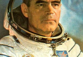 Biografia: cosmonauta Nikolaev Andrian Grigorevich