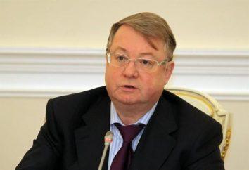 Sergei Stepashin – storico militare e statista