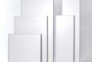 Infrared panel ogrzewania: rodzaje, ich cechy, recenzje