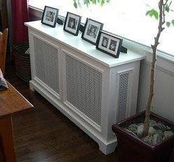 Écrans décoratifs pour radiateurs: taille photo