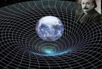Il continuum spazio-tempo come il modello di base della realtà