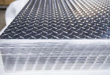 Aluminiowa falista: rodzaje, charakterystyka, zakres