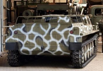 SUV GAZ-71. Przeszłość i teraźniejszość
