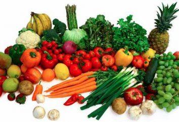 Dieta a acido elevata urico nel sangue: salute alimentare, menù