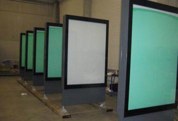Boîte à lumière: la production et les types d'éclairage