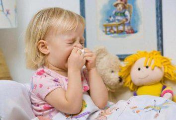 O que para alimentar um bebê com rotavírus: menus, receitas e hábitos alimentares