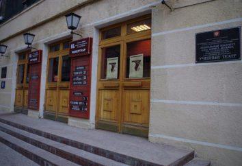 Teatr Instytut Boris Szczukin: historyczne i inne informacje na temat instytucji