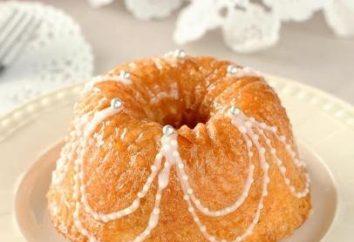 Une recette simple pour le moule en silicone de gâteau en utilisant un yogourt faible en gras
