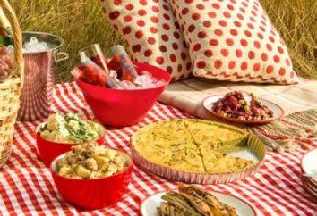 Co zabrać na piknik z jedzeniem i rozrywki?
